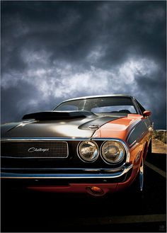 1970 Dodge Challenger :: HOT