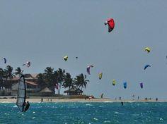 Kitesurf à Cabarete (Photo gracieuseté de Go Dominican Republic)