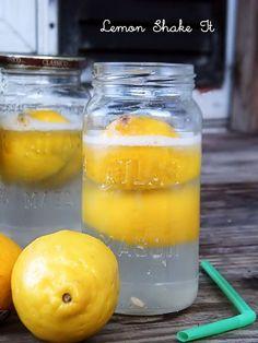 Lemon Shake It