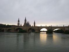 Tower Bridge, Louvre, Building, Travel, Zaragoza, Construction, Trips, Buildings, Viajes