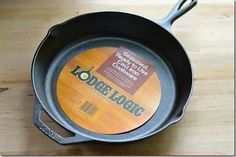 Lodge Logic Cast Iron Cookware / Made in the USA