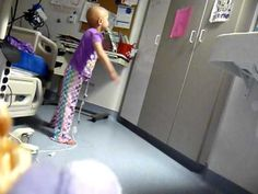 Watch this video, and the Children's Miracle Network Hospitals will get $1. Rylee Ewing at Primary Children's  Hospital dancing to the Chipmunks