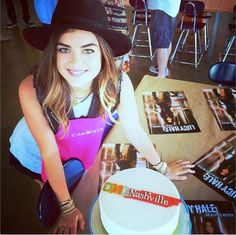 Lucy Hale is ready to decorate Lucy Hale, The Duff, Baby Shower, Baby Showers, Babyshower
