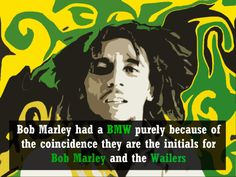 Of course he did. He is the coolest guy ever! Jah Rastafari