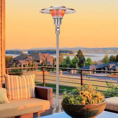 Napolean Natural Gas Patio Heater
