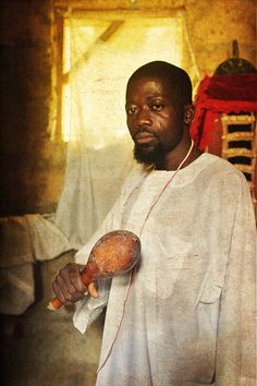 Emissaries of an iconic religion7. Orisa Osanyin [deity of the forest] - Mr Abiodun Awotunde Ologbojo