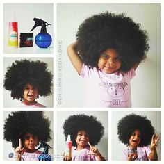 Need help getting your baby's hair ready in the morning? Check out this simple routine from Germany based Mommy and her daughter Grace @chichiromeoandme (one of our #CD4KIDS Baby Ambassadors!)!