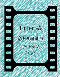 Friends season 1 includes: Questions about each episodes including answers on the 1st season f the Big Bang Theory #questions #friends #tvshow #tv #show
