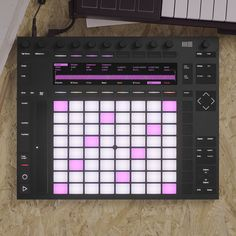 Electronic music production with Ableton Push 2 Dream Music, Music Is Life, My Music, Music Production Equipment, Music Production Studio, Electronic Music Instruments, Drum Pad, Music Studio Room, Dj Gear