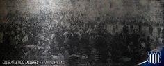 Desde siempre Te sigo a Todas ParTes Club Atlético Talleres  Orgullo Albiazul  Identidad es conocer la historia  A lo largo de la historia la hinchada albiazul se caracterizó por acompañar al equipo a los distintos lugares en donde le tocase jugar. Sea peleando campeonatos en Primera División o en el peor momento deportivo la gente dio que hablar por el acompañamiento masivo a todas partes. Homenajeamos a nuestros hinchas repasando las caravanas multitudinarias de la Familia Albiazul.  La…