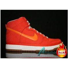 free shipping 85dd2 f2a96 Nike Dunk High Supreme - One Blazmendrn - Ntrl Gry - White