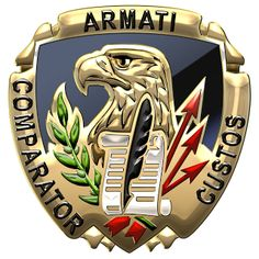 Military Insignia 3D : Army Contracting Command (ACC) unit insignia