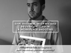 #WhatWillItTake for Congress to Make Gun Violence Prevention a Priority?