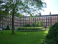 Dickens was a solicitor's clerk at Gray's Inn in 1828. Characters in both Pickwick Papers and David Copperfield have chambers here.