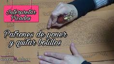 Interpretar picados de poner y quitar bolillos by Raquel M. Adsuar