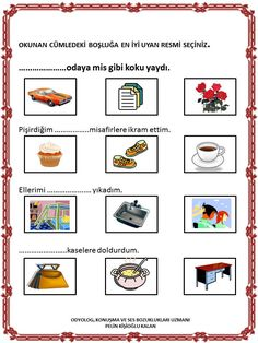 Trauma, Turkish Language, Autism Classroom, Speech Therapy, Special Education, Kids Learning, Teaching, How To Plan, Comics
