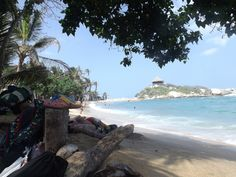 Cabo san juan, the most visited point in tayrona park #TayronaPark #Travellers #Cultures #Adventures #Welovetravel