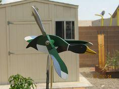 Duck Whirligig Whirlygig Windmill Duck Dynasty