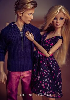 Barbie  Ken | Flickr - Photo Sharing!