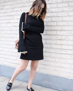NEW on thatsaleaf.com⚡️LBD is getting some sleeve action 〰 #thatsaleafblog