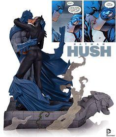 an Kiss Statue