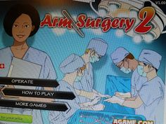 ARM SURGERY GAME