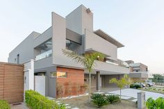 3 modelos de fachadas de casas contemporâneas lindas - escolha a sua preferida! - DecorSalteado