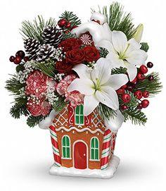 Candy Cottage Bouquet TX1488305A