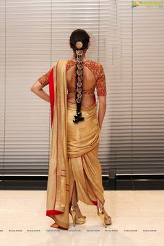 Exclusive Photos: Shilpa Reddy Collections at India Fashion Week 2014 Beauty And Fashion, Royal Fashion, Asian Fashion, Girl Fashion, Indian Attire, Indian Wear, Indian Style, Pakistani Outfits, Indian Outfits