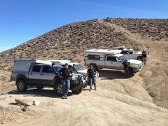 American Adventurist staff trip, Death Valley CA, Mengel Pass, January 2013