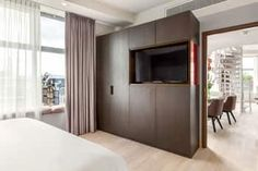 NH Collection Amsterdam Grand Hotel Krasnapolsky, Amsterdam, Presidential Suite, Terrace, View, Guest Room