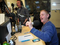 Dan Dibley finds on-air success at 95.7 FM The Game - Marin Independent Journal
