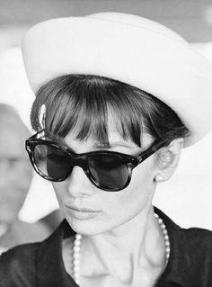 Rare Audrey Hepburn — rareaudreyhepburn: Audrey Hepburn and Anthony...
