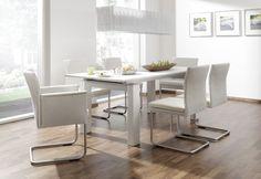 Matbordsstolar  - eleganta flätade stolar i LOOM http://www.vallaste.se/sv/matbord-signo/725-signo-240.html