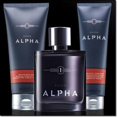 Avon Alpha. For your take charge man. Click here at - www.youravon.com/cbrenda007