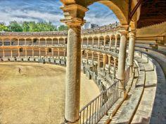Plaza de Toros #Ronda #Spain