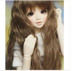 Aliexpress.com: Comprar Bjd 1/4 muñeca Unoa lusis muñeca Araki muñeca Bjd envío ojos y pestañas ( incluya ojos y maquillaje ) de cepillo del maquillaje artista conjunto fiable proveedores en China Wholesale BJD doll