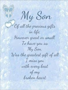 Baby Love Quotes Mothers Sons Miss You Ideas I Love You Son, I Miss You, Baby Love Quotes, My Son Quotes, Army Quotes, Daughter Quotes, Change Quotes, Mantra, Grieving Quotes