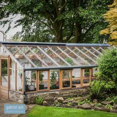 This bespoke greenhouse is simply stunning blending into the garden perfectly. We hope you find your inspiration this weekend Only a week…