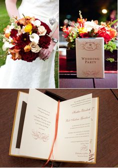 Book Themed Austin Wedding at The Allan House   Style Me Pretty