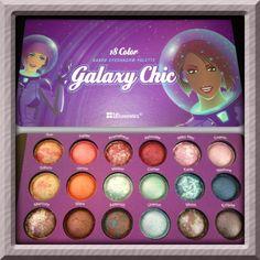 BH Cosmetics Galaxy Chic Palette
