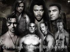 The Black Dagger Brotherhood Series