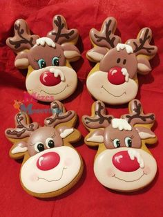 Royal Icing, Gingerbread Cookies, Sugar, Desserts, Christmas, Food, Gingerbread Cupcakes, Tailgate Desserts, Xmas