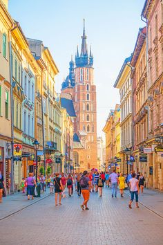 Planning a trip to Krakow? Here are the absolute BEST things to do in Krakow Poland. If you're going to Krakow, you shouldn't miss these! Europe Destinations, Europe Travel Tips, Places To Travel, Places To Visit, Travel Guide, Nuremberg Castle, Visit Krakow, Invasion Of Poland, Visit Poland