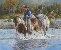 western art | ... see more of Karen's Fine Western Art, visit Karen Boylan Fine Art