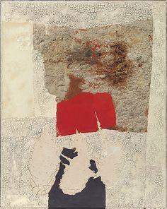 Dec 14 / Alberto Burri / Guggenheim Museum, New York Italian Painters, Italian Artist, Alberto Burri, Modern Art, Contemporary Artists, Claude Monet, Collage Art, New Art, Abstract Art