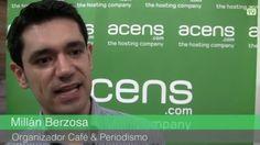 Café & Periodismo especial 'fiesta', con ideas y retos del periodismo / vídeo de 3 min. 15 seg. http://www.acenstv.com/eventos/hay-muchos-temas-pendientes-confiesa-millan-berzosa-para-una-futura-edicion-de-cafeperiodismo?utm_medium=twitter_source=twitterfeed