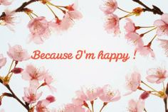 Welcome #mai <3 #Happy #Pinkflowers #Nana