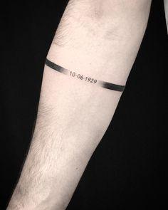 Danke Celso :) Anfragen und Zitate NUR an: johnsenan - tattoo tatuagem - Dasselbe nur anders. Danke Celso :] Anfragen und Zitate NUR an: johnsenan - Black Band Tattoo, Forearm Band Tattoos, Tattoo Band, Tattoo Bracelet, Finger Tattoos, Body Art Tattoos, Mini Tattoos, Small Tattoos, Armband Tattoos