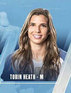 Tobin Heath 2016